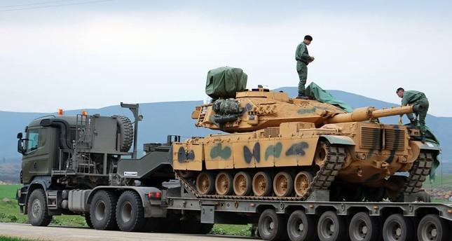 استشهاد جندي تركي خلال عملية غصن الزيتون