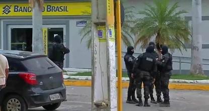 11 قتيلا بينهم 5 رهائن خلال محاولة سطو مسلح على مصرفين في البرازيل