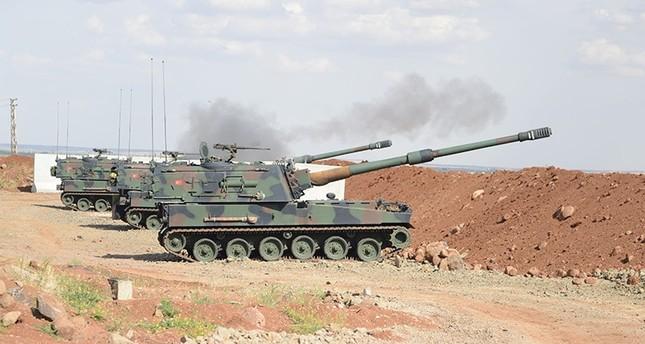 مقتل 10 من داعش جرّاء قصف تركي وغارات للتحالف بسوريا
