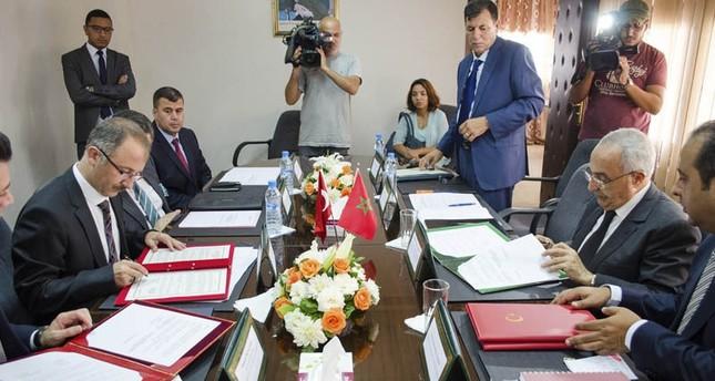 المغرب وتركيا يوقعان اتفاقية تعاون في الأرشفة وتبادل المعلومات التاريخية