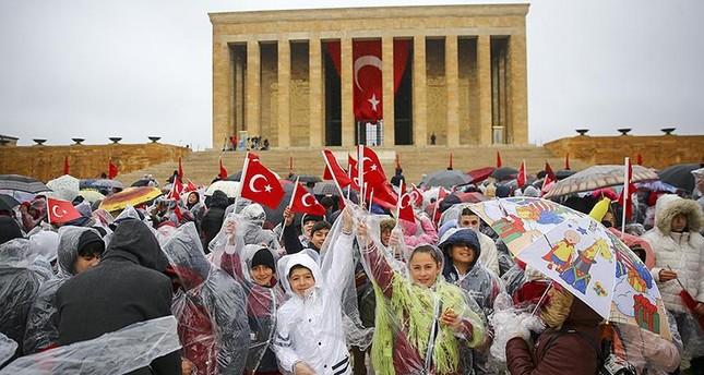 تركيا تحتفل بعيد الطفولة والسيادة الوطنية
