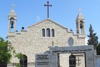 Собор Святого Пророка Илии в городе Хайфа, Израиль.