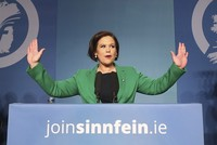 Mary Lou McDonald takes over Ireland's nationalist Sinn Fein Party