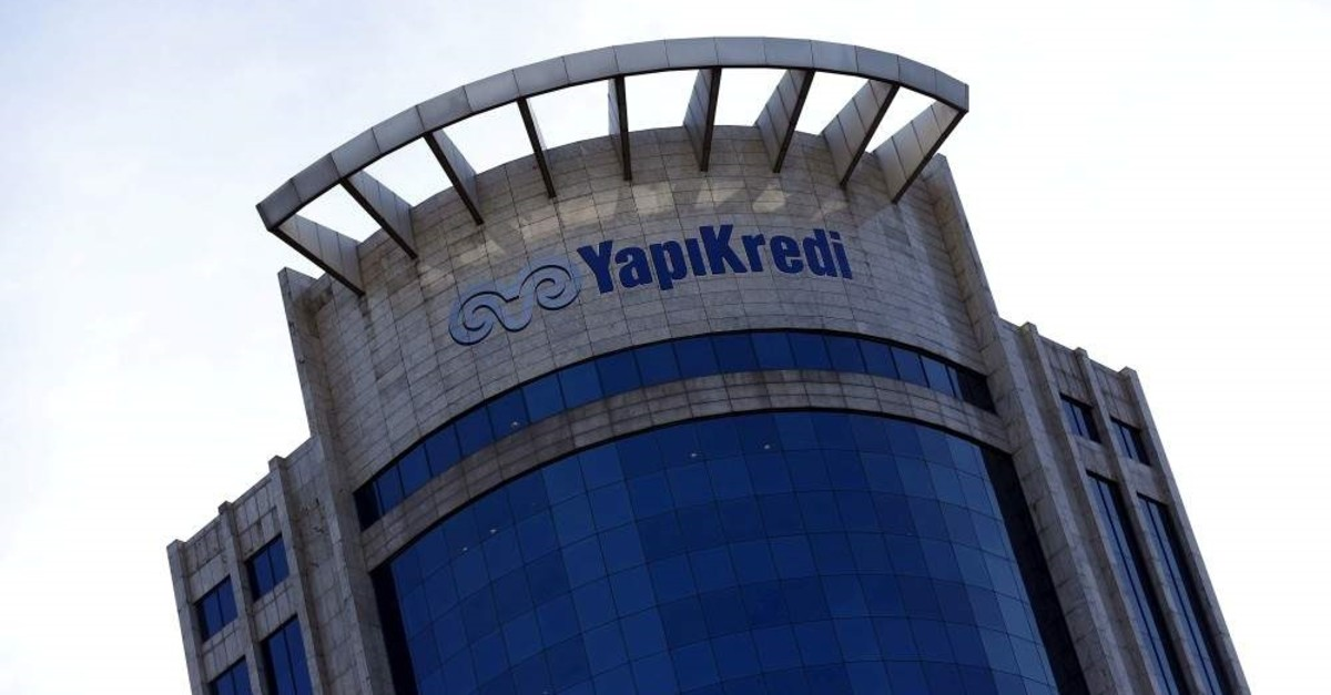 Yap? Kredi Bank headquarters is pictured in Istanbul, Turkey, Feb. 3, 2016. (Reuters Photo)