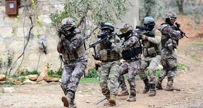 تحييد 46 إرهابيا في عمليات أمنية للداخلية التركية خلال أسبوع