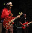 Rock 'n' roll icon Chuck Berry dies at age 90