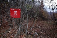 22 years after war, Bosnians still live under the shadow of landmines