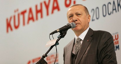 """pDie seit Tagen angekündigte Bodenoffensive der Türkei in Nordsyrien hat nach Angaben von Präsident Recep Tayyip Erdoğan """"de facto begonnen./p  pDer Einsatz gegen die von den..."""