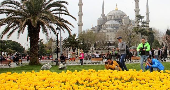 مهرجان التوليب.. إسطنبول تستقبل الربيع بـ10 ملايين زهرة ساحرة