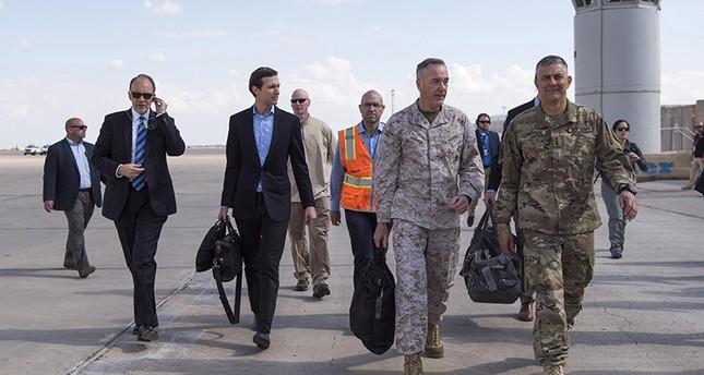 صهر ترامب يلتقي رئيس كردستان العراق