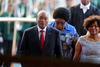 South Africa will continue to support Palestine, President Jacob Zuma told lawmakers as he delivered his state of the nation address at the parliament on Thursday, as a brawl broke out between the...