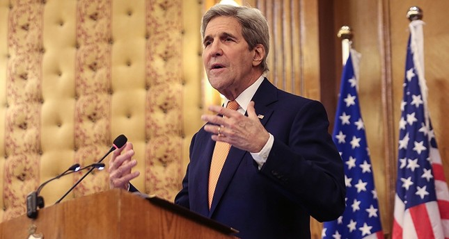 US Secretary of State Kerry to visit Turkey on August 24