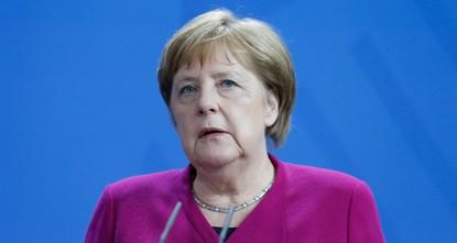 Merkel urges stance against politicians 'for sale'