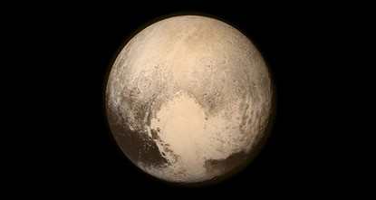 pA team of scientists seeking to restore Pluto to planethood launched a campaign on Tuesday to broaden the astronomical classifications which led to its demotion to a dwarf planet a decade...