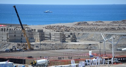 Akkuyu nuclear power contractor Rosatom, Turkish IC İçtaş plan to partner up
