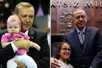 President Erdoğan joins '10 Year Challenge'