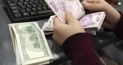 pU.S. dollar fell to the lowest level in 2017 against Turkish lira at 3.4151 on Thursday while continuing its retreat against the euro and developing economies' currencies./p