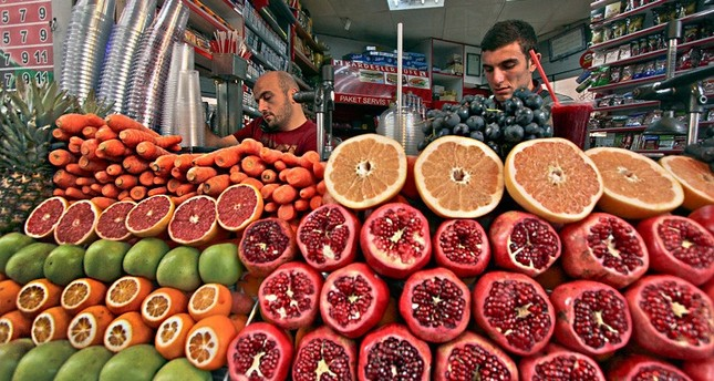 Food and beverages share in Turkey's inflation basket to come down