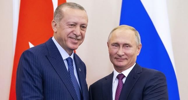 Idlib deal a step toward peace in Syria, Erdoğan says