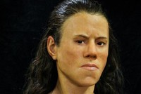 Face of 9,000-year-old ancient Greek teen reconstructed