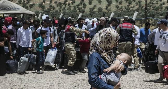 وزير العدل التركي: السوريون يرغبون في العودة لوطنهم كلما توافر لهم الأمان