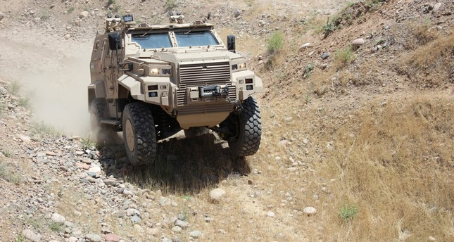 Local armored vehicle to be made in Uzbekistan