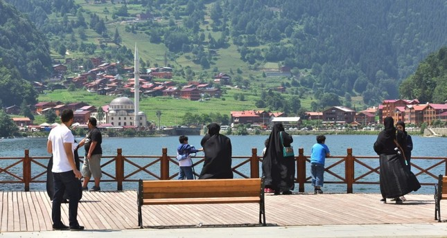 Turkey's Black Sea region hotspot for Gulf Arab tourists