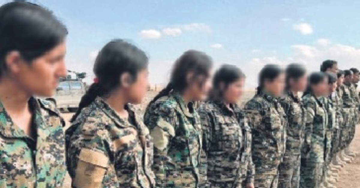 The YPG turns children and youngsters into drug addicts so they can later be used as fighters and suicide bombers.