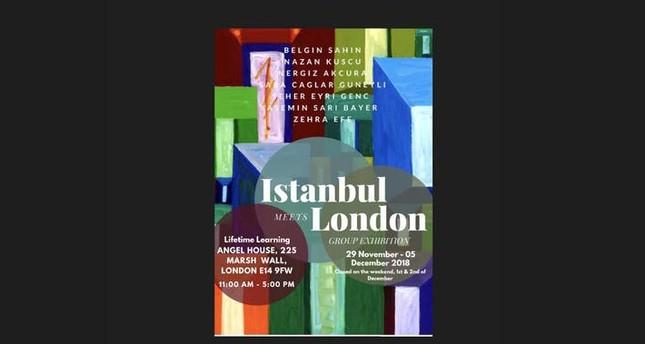 Turkish artists meet in London