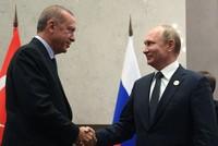 Erdoğan, Putin to discuss ties, Syria in Sochi