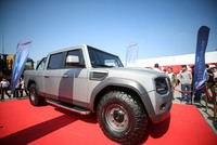 Turkish defense contractor BMC developing 7 models of new armored pickup