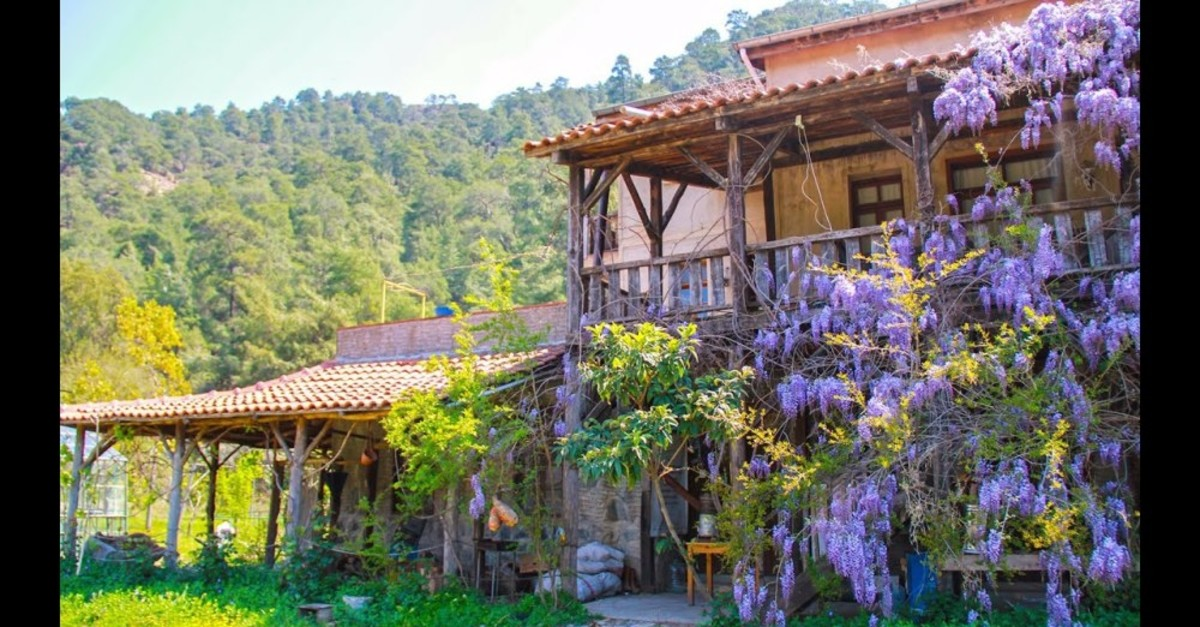 Pastoral Vadi Ecological Life Farm in Fethiye is the perfect place to learn ecological farming.