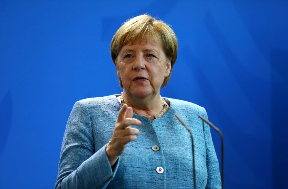 Three years after her decision to open Germany's borders to migrants, German Chancellor Angela Merkel is still struggling to find a sustainable response to complaints over her refugee policy.