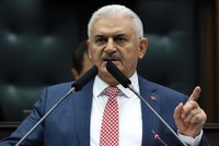 Israel's anti-Adhan bill unacceptable, says PM Yıldırım