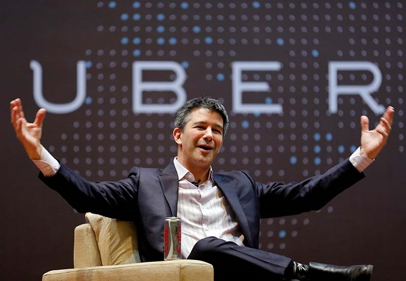 Uber CEO Travis Kalanick (Reuters File Photo)