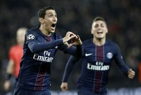Angel Di Maria scored two superb goals as Paris Saint-Germain battered Barcelona from start to finish on Tuesday, hammering the five-time European champion 4-0 to take a huge advantage into the...