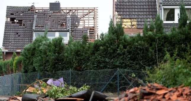 Tornado Am Niederrhein