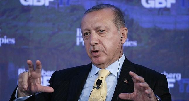 Erdoğan criticizes US indictment over political bias