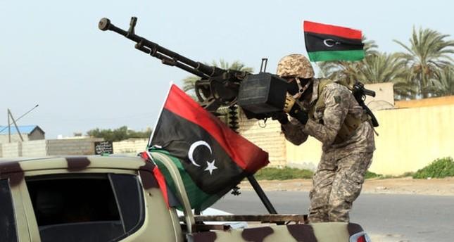 قوات حفتر تعلن سيطرتها على منطقة نفطية جنوبي ليبيا