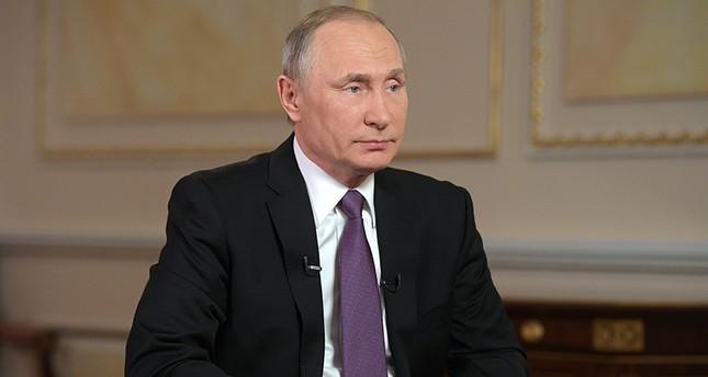 بوتين: العلاقات الروسية-الأمريكية تدهورت منذ تسلم ترامب السلطة