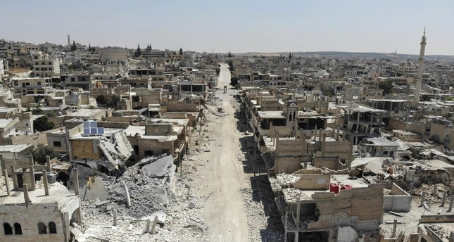 Turkey calls for immediate cease-fire in Idlib, warns of major catastrophe