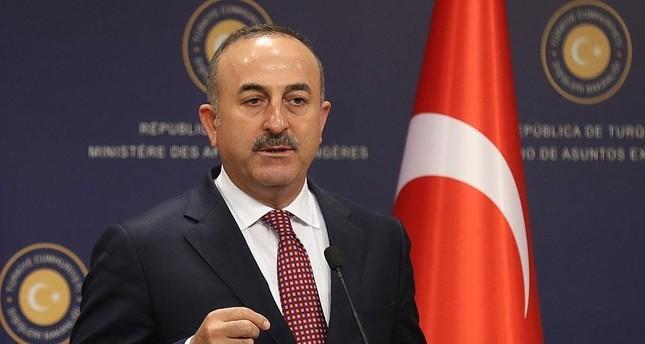 جاوش أوغلو: قرار البرلمان الأوروبي تجميد انضمام تركيا يقلل من شأن الاتحاد