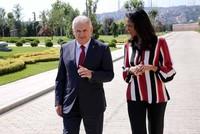 """Der türkische Premierminister Binali Yıldırım erklärte bei einem Interview mit der BBC, dass die Türkei ihre Syrienpolitik nicht ändern werde. """"In Syrien muss sich grundlegend vieles ändern...."""