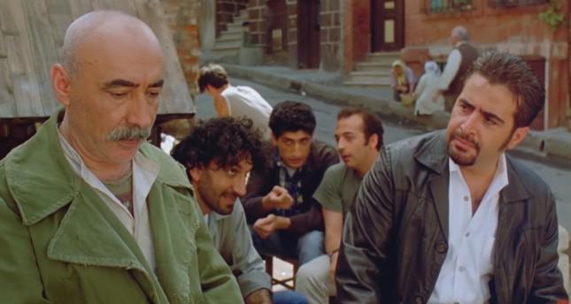 Giants of Turkish comedy-drama: Şener Şen, Yavuz Turgul, Uğur Yücel