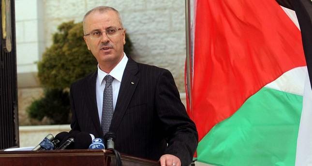 رامي الحمدلله - رئيس الوزراء الفلسطيني