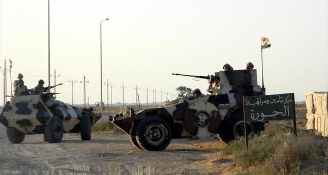 مقتل 4 عناصر شرطة في كمين بشمال سيناء