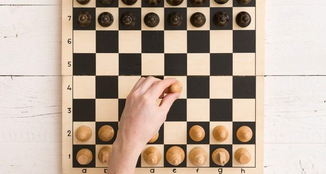 Playing chess is a good exercise that stimulates the brain. iStock Photo
