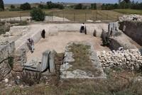 Ancient Roman bath found in Turkey's western Kütahya