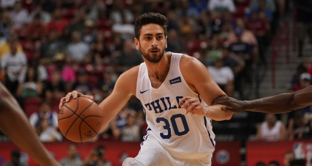 76ers to re-sign Turkish forward Furkan Korkmaz