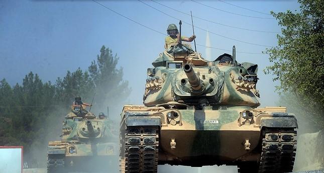 البنتاغون: تطهير المناطق الحدودية المحاذية لتركيا تطور استراتيجي